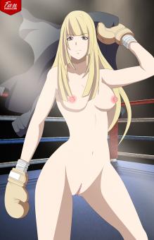 Female Fight Club Red Corner