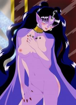 Queen Nehelenia