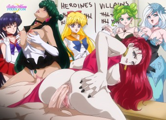 Heroines x Villains Hot Competition