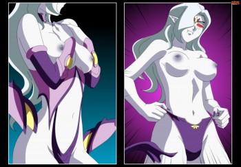 Lady Vamp - Castlevania xxy